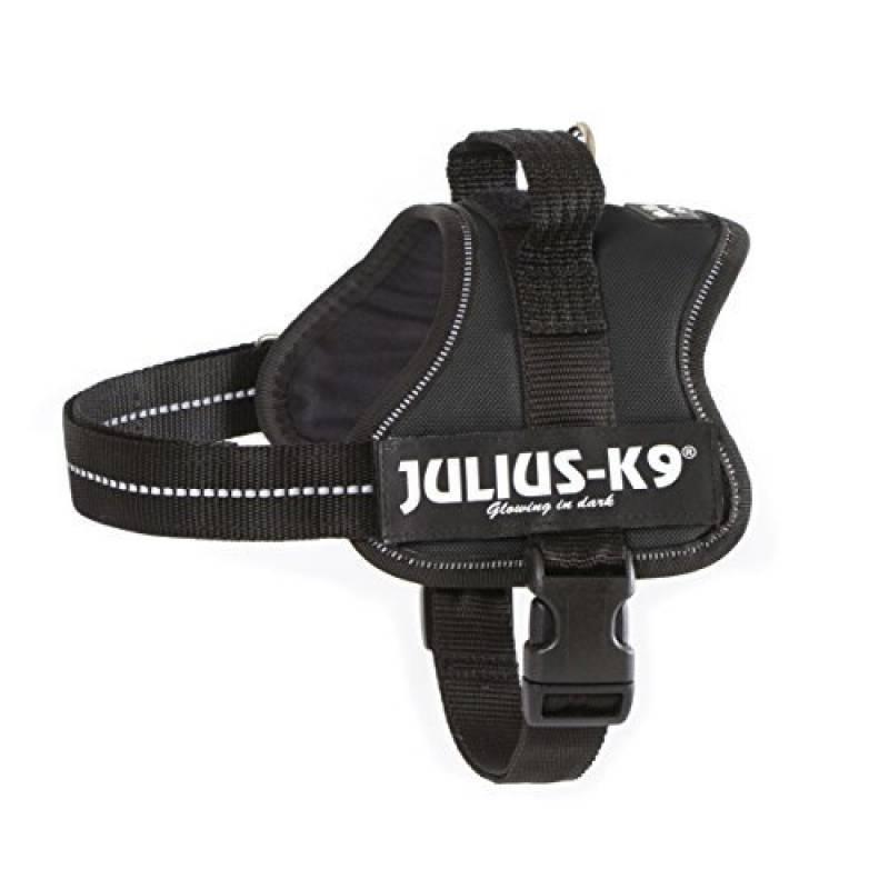 Trixie Harnais Power Julius-K9 Mini / M 51–67 cm Noir de la marque Trixie TOP 1 image 0 produit