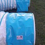 """Double-emballage sac de léstage """"basic de Callieway® pour tunnel agility Ø 60cm blanc de la marque Callieway® TOP 6 image 1 produit"""
