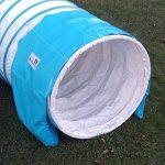 """Double-emballage sac de léstage """"basic de Callieway® pour tunnel agility Ø 60cm blanc de la marque Callieway® TOP 8 image 2 produit"""