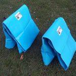 """Double-emballage sac de léstage """"basic de Callieway® pour tunnel agility Ø 60cm blanc de la marque Callieway® TOP 8 image 3 produit"""