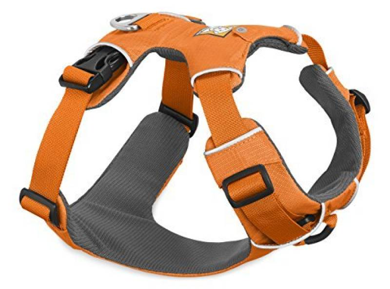 Ruffwear Front Range 17 Dog Harness Medium Orange Poppy de la marque Ruffwear TOP 5 image 0 produit
