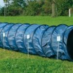 Trixie Dog Activity Tunnel Basic Agilité 60 cm / 5 m Bleu de la marque Trixie TOP 5 image 1 produit