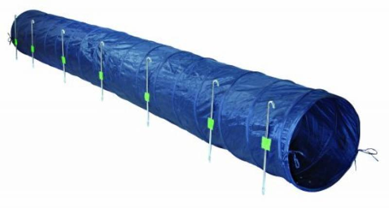 Trixie Dog Activity Tunnel Basic Agilité 60 cm / 5 m Bleu de la marque Trixie TOP 7 image 0 produit