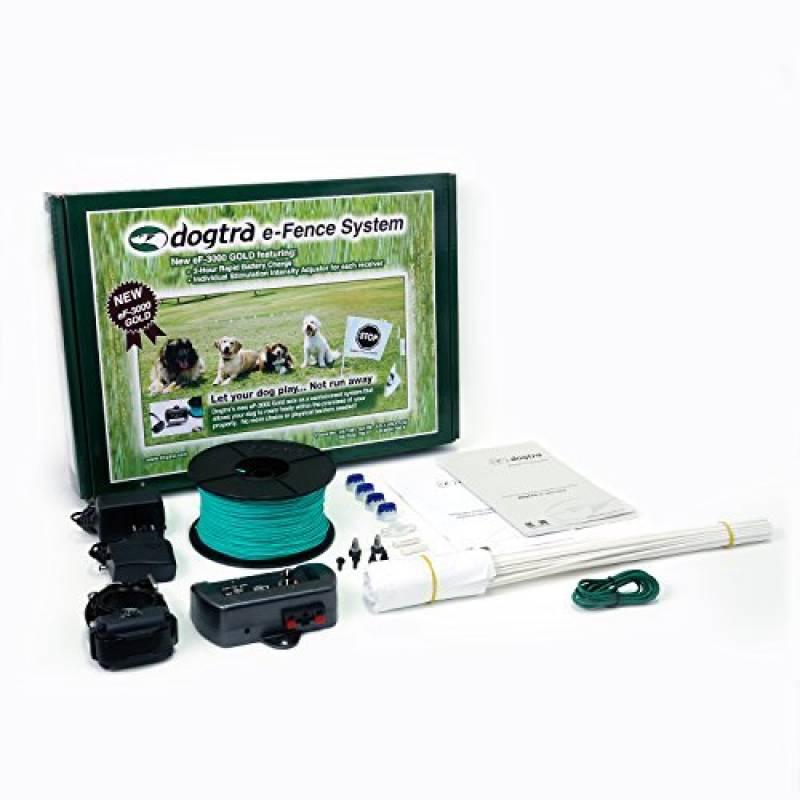 Dogtra Ef 3000 Gold Accessoires d'Education pour Chien Vert de la marque Dogtra TOP 1 image 0 produit
