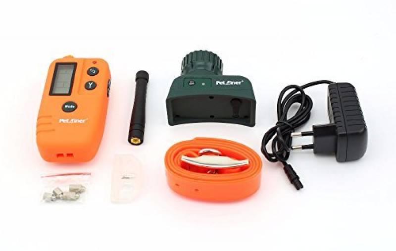 ROGUCI 500M chien de chasse à distance chien Beeper collier rechargeable imperméable Dog Colliers d'entraînement Pet Trainer Hunter Beeper anti-écorce avec rétro-éclairage LCD de la marque ROGUCI TOP 7 image 0 produit