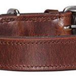 Knuffelwuff Basic Plus Collier en Cuir Doux pour Chien Marron 36-45 cm de la marque Knuffelwuff TOP 9 image 1 produit
