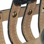 Muselière en cuir de type grillagé Royal de Dean & Tyler, Bouledogue français de la marque Dean & Tyler TOP 3 image 3 produit