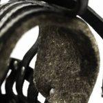 Muselière en cuir de type panier grillagé de Dean & Tyler, taille No. FBB - Large Bouledogue français de la marque Dean & Tyler TOP 2 image 2 produit
