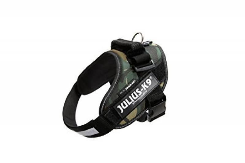 Julius K9 IDC Power Harnais Camouflage Taille 0 (58 - 76 cm) de la marque Julius K9 TOP 3 image 0 produit
