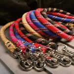 Laisse nylon corde 3 m rouge largeur 13 mm environ pour chien/Zolux de la marque Zolux TOP 1 image 1 produit
