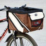 olayer Panier pour vélo pour guidon pour petits animaux avec poches Friandises pour chien de la marque Olayer TOP 2 image 0 produit