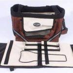 olayer Panier pour vélo pour guidon pour petits animaux avec poches Friandises pour chien de la marque Olayer TOP 2 image 5 produit