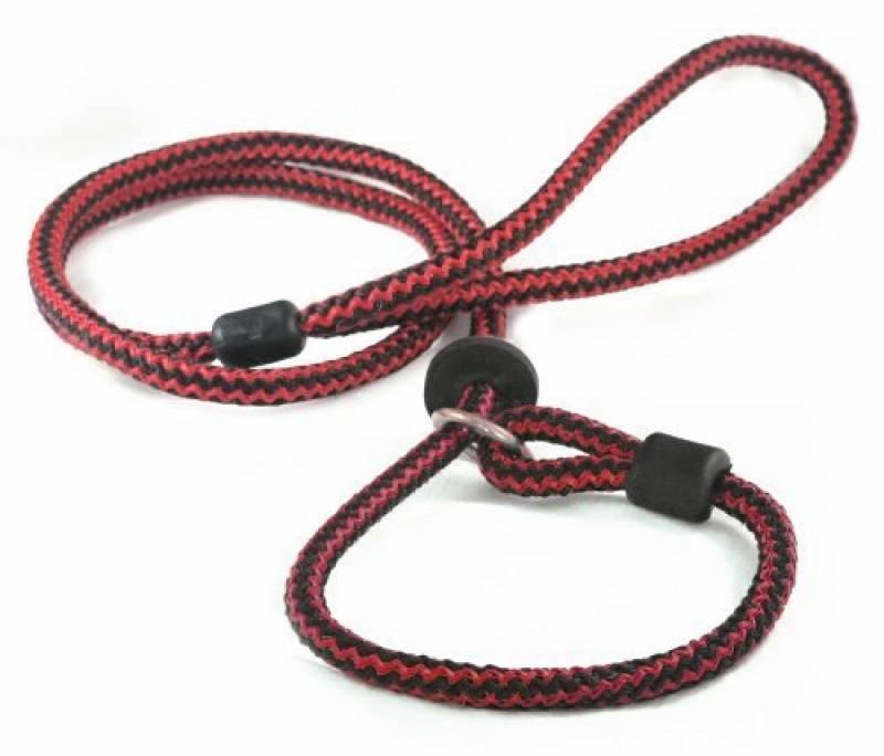 Outhwaite Harlequin Laisse lasso pour chien Rouge/noir 152cm x 9mm de la marque Outhwaite TOP 2 image 0 produit
