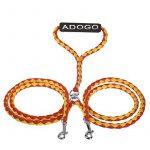Adogo Double laisse anti-emmêlement avec double attache pour 2 chiens de la marque Adogo TOP 5 image 0 produit