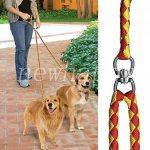 Adogo Double laisse anti-emmêlement avec double attache pour 2 chiens de la marque Adogo TOP 5 image 3 produit